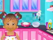 Play Baby Daisy Cooking Time