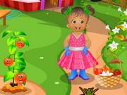 Play Baby Daisy Gardening