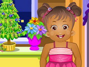Play Baby Daisy New Year Party