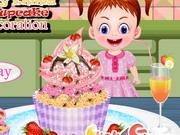 Play Baby Emma Cupcake