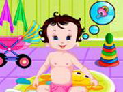 Play Baby Fun Bathing
