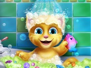Play Baby Ginger Bath