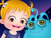 Play Baby Hazel Alien Friend