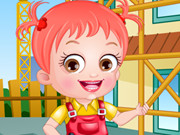 Play Baby Hazel Architect Dressup