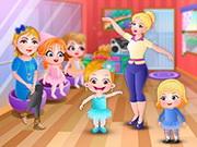 Play Baby Hazel Ballerina Dance