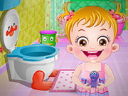 Play Baby Hazel Bathroom Hygiene