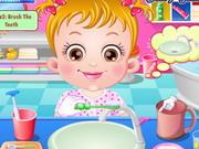 Play Baby Hazel Brushing Time