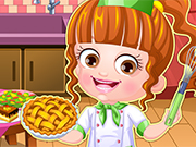 Play Baby Hazel Chef Dressup
