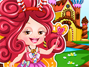 Play Baby Hazel Chocolate Fairy Dressup