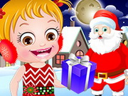 Play Baby Hazel Christmas Dream
