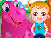 Play Baby Hazel Dinosaur Park