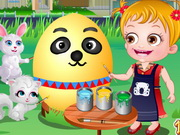 Play Baby Hazel Easter Fun