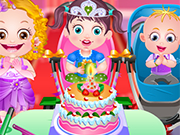 Play Baby Hazel Fashion Party