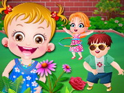 Play Baby Hazel Garden Party