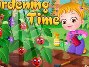 Play Baby Hazel Gardening Time