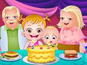 Play Baby Hazel Grandparents Day