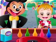 Play Baby Hazel In Disneyland