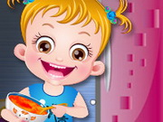 Play Baby Hazel Kitchen Fun