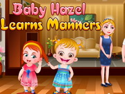 Play Baby Hazel Learns Manners