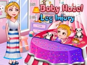 Play Baby Hazel Leg Injury