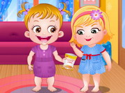 Play Baby Hazel Mischief Time