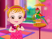 Play Baby Hazel Parrot Care