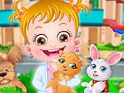Play Baby Hazel Pet Hospital 2
