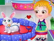 Play Baby Hazel Pet Hospital