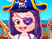 Play Baby Hazel Pirates Dressup