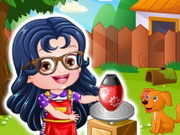 Play Baby Hazel Potter Dressup
