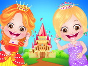 Play Baby Hazel Princess Dressup