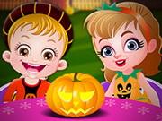 Play Baby Hazel Pumpkin Party