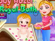 Play Baby Hazel Royal Bath