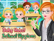 Play Baby Hazel School Hygiene