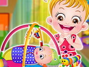 Play Baby Hazel Sibling Surprise
