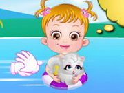 Play Baby Hazel Spa Bath