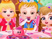 Play Baby Hazel Tea Party