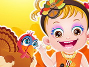Play Baby Hazel Thanksgiving Makeover