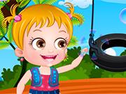 Play Baby Hazel Tree House