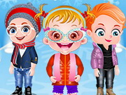 Play Baby Hazel Winter Fashion