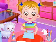 Play Baby Hazel Winter Fun