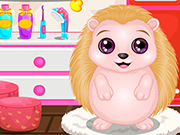 Play Baby Hedgehog Salon