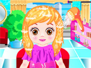 Play Baby In Hair Salon
