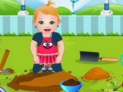 Play Baby Juliet Washing Clothes