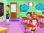 Play Baby Lisi Learning Numbers
