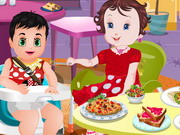 Play Baby Lisi Newborn Feeding