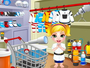 Play Baby Madison Space Adventure
