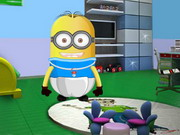 Play Baby Minion Room Decoration
