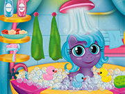 Play Baby My Little Pony Bath