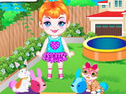Play Baby Pet Party